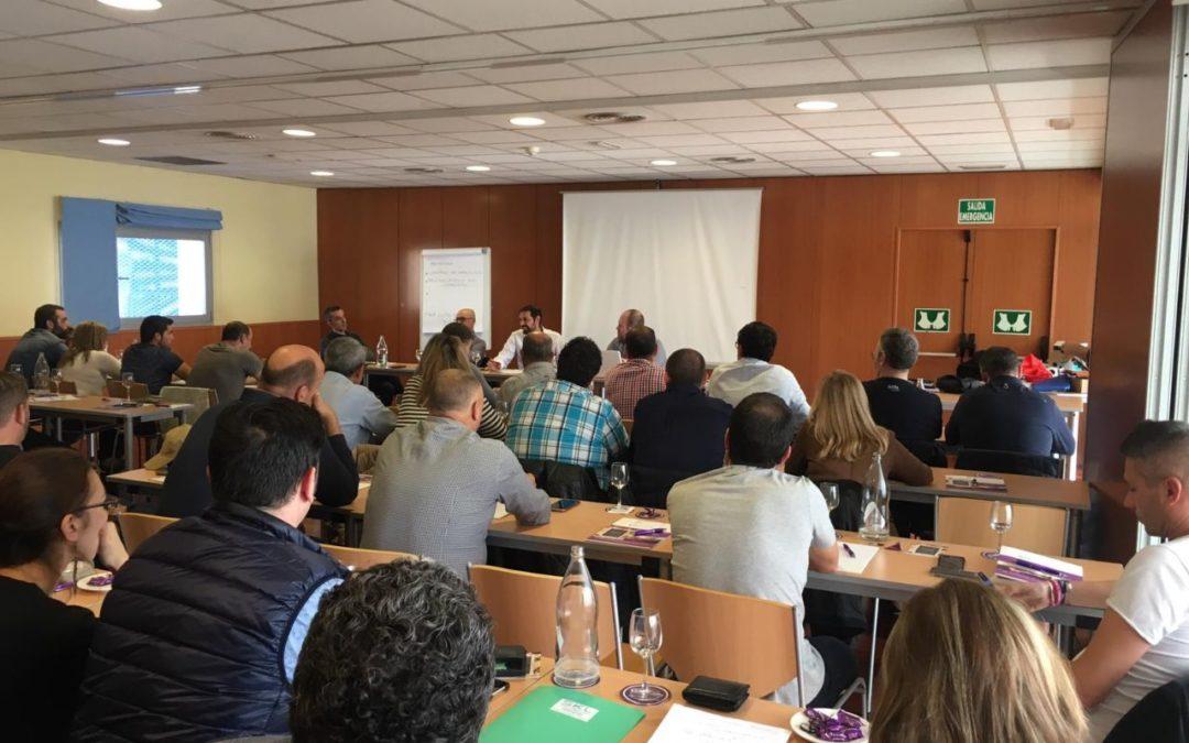 Reunión anual de Grupo Cerrajero en Madrid con cursos de actualización de conocimientos